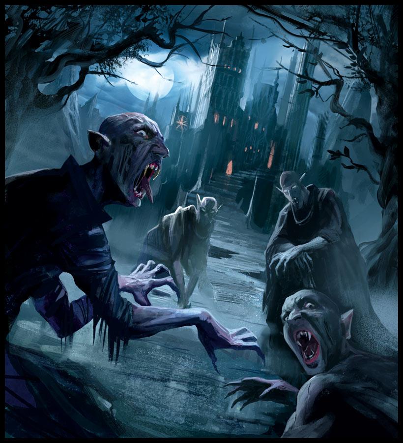 livre des monstres