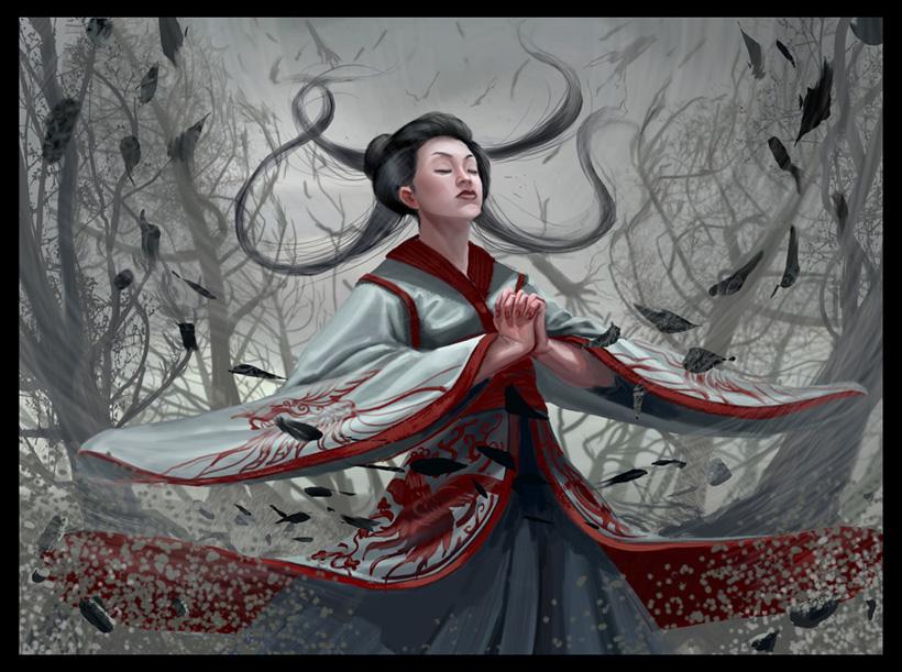 Make umeko gentle vampire