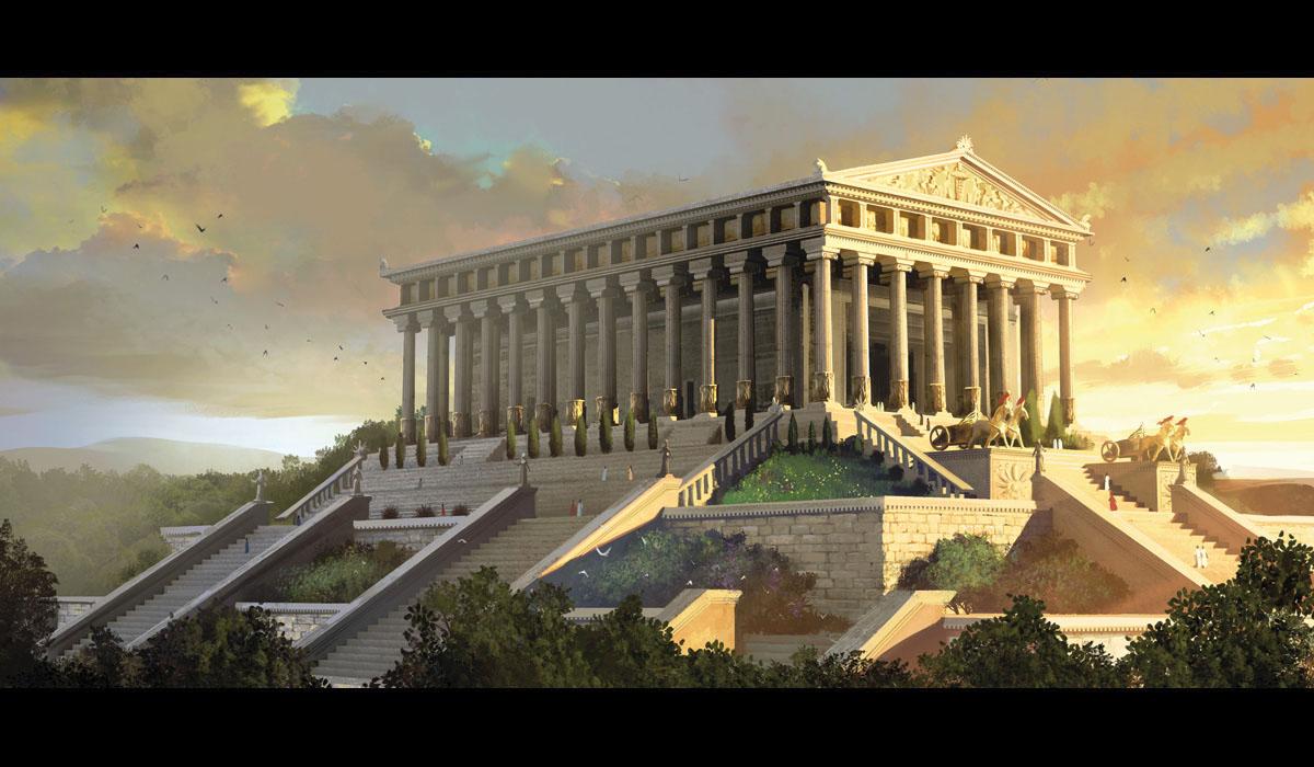 Temple Artémis