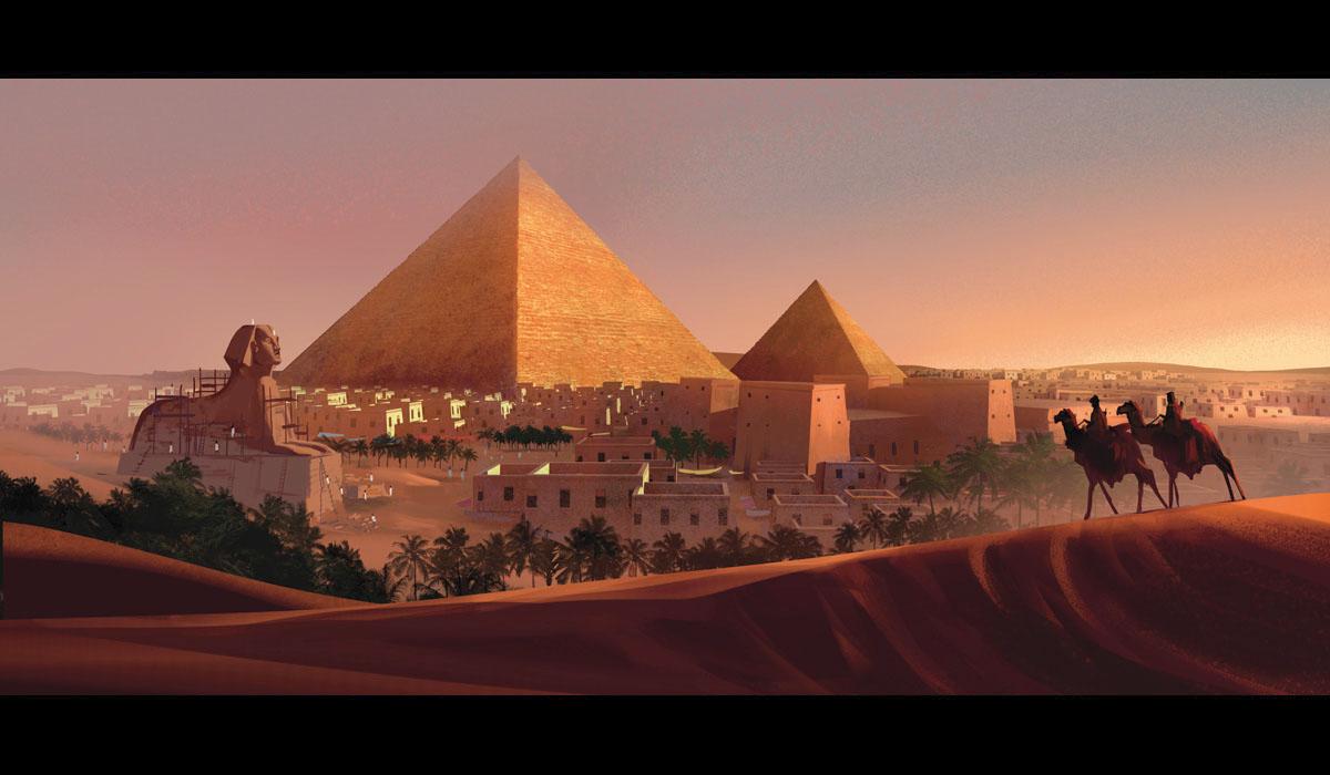 Pyramide de Gisey