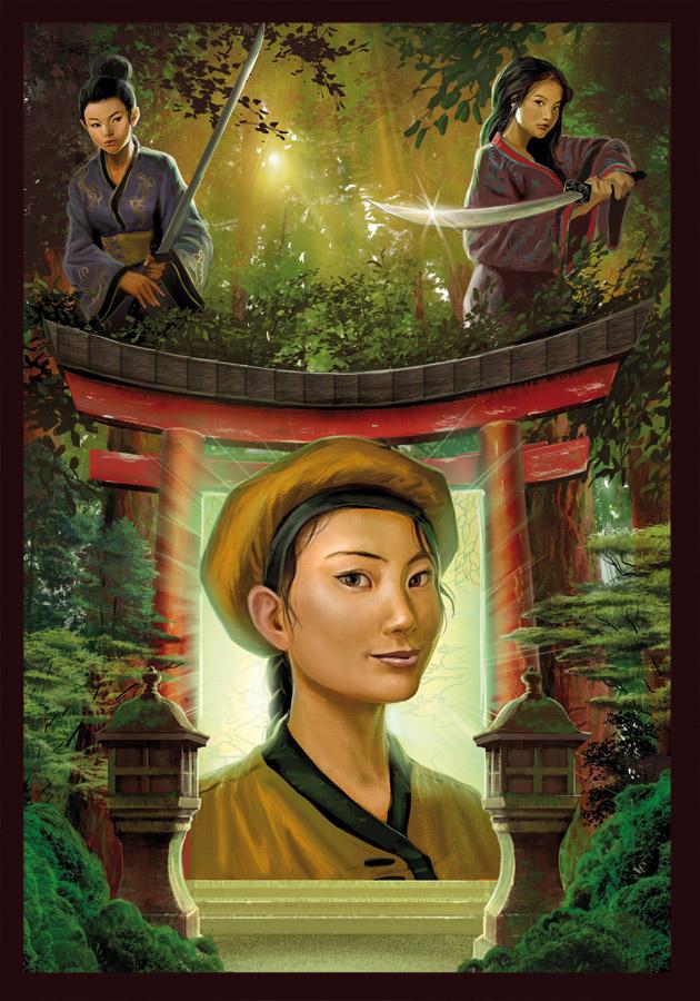 LEs filles du samourai