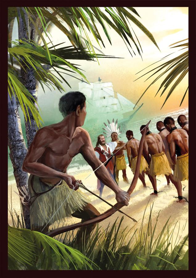Chasseurs d'esclave
