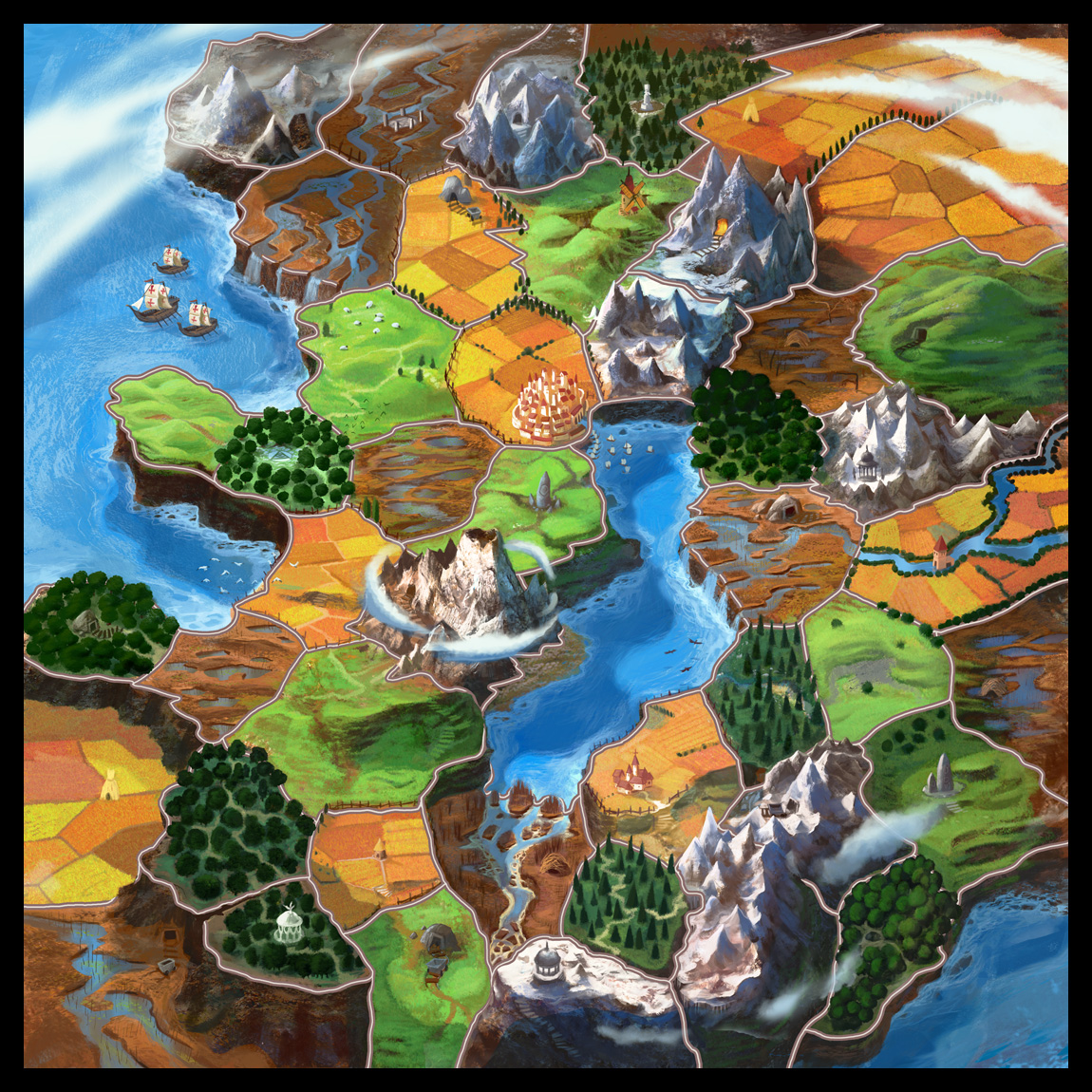 plateau smallworld