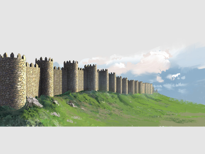 Avila remparts