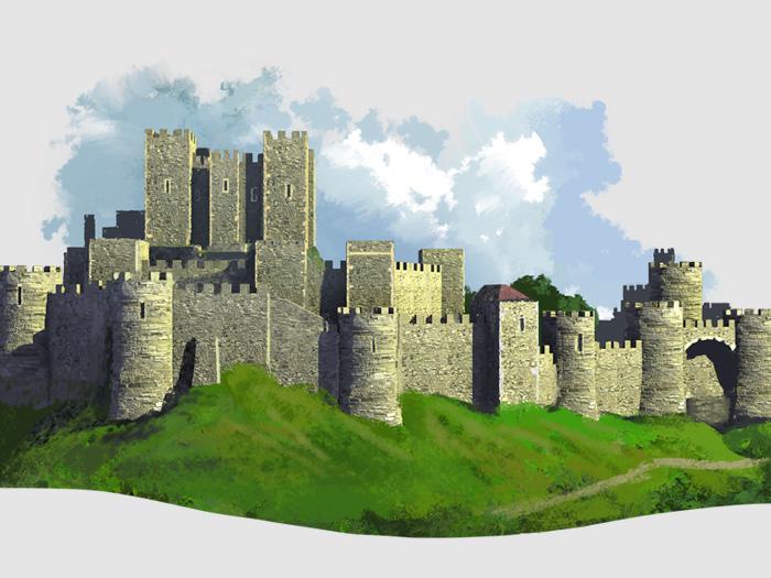 chateau de Douvres
