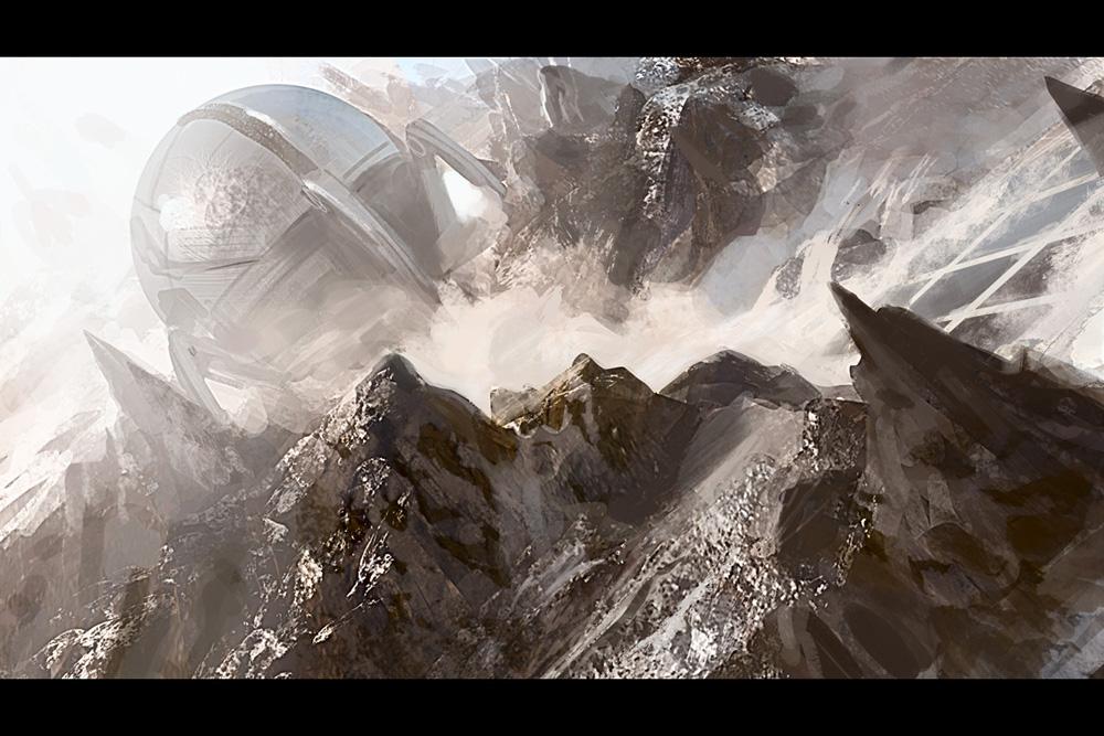 snow base concept